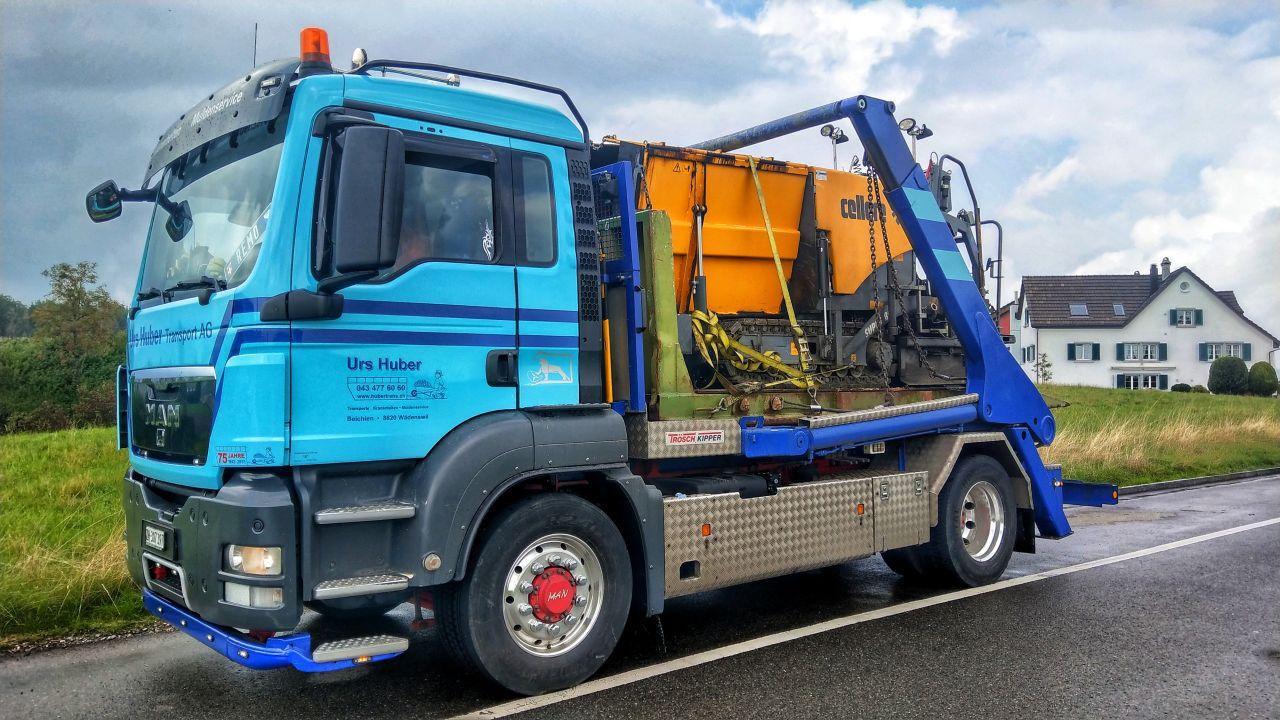 2-Achs-Muldenfahrzeug Urs Huber Transport AG 8